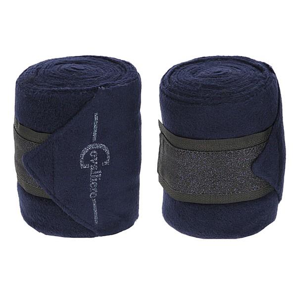 Fleece Bandage Empara 4 pcs L300 cm W12 cm navy