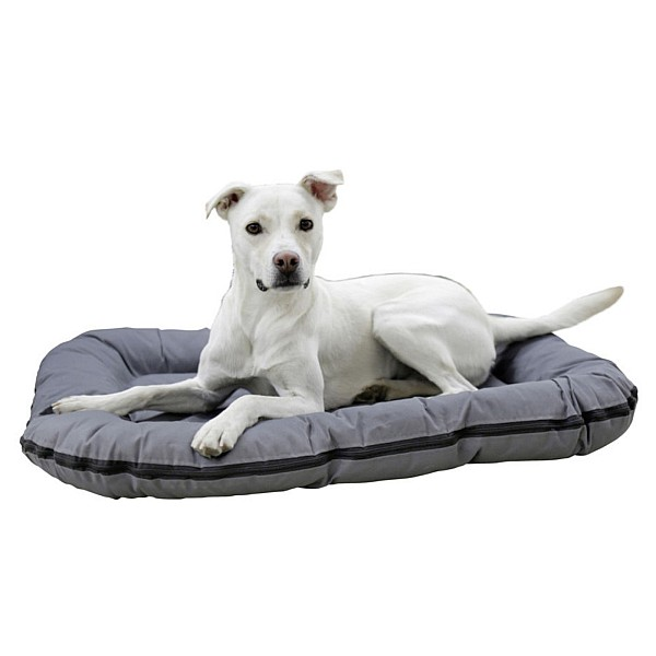 Pet Cushion Oxford Place grey 120x85xH17cm
