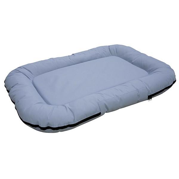 Pet Cushion Oxford Place light blue 100x70xH15cm