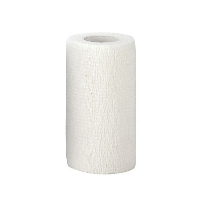 Cohesive Bandage EquiLastic Width 7,5cm White