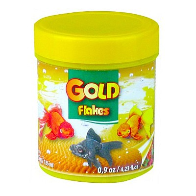 Food for GOLD fish 125ml/25g 174.21