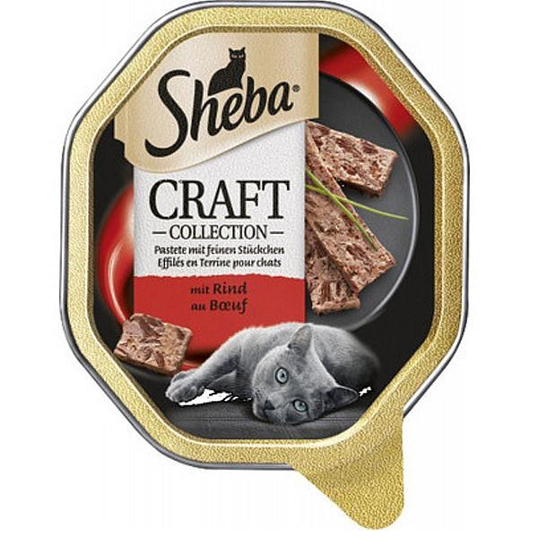 Sheba Craft Μοσχάρι Πατέ 85gr