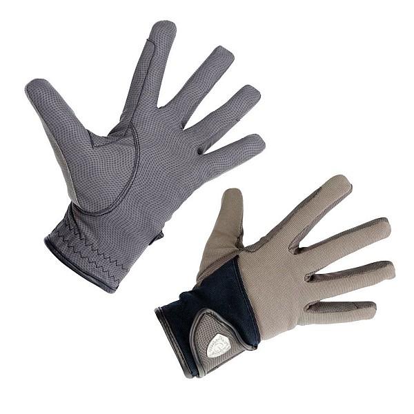 Χειμερινά Γάντια Ιππασίας Mace smoked blue / sand Medium