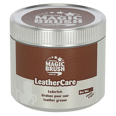 MagicBrush leather fat 450 ml with beeswax