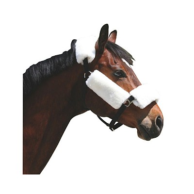 Lambswool Set for Bridle 4-piece