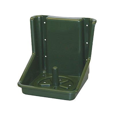 Lick Stone Holder Without Contents Dark Green