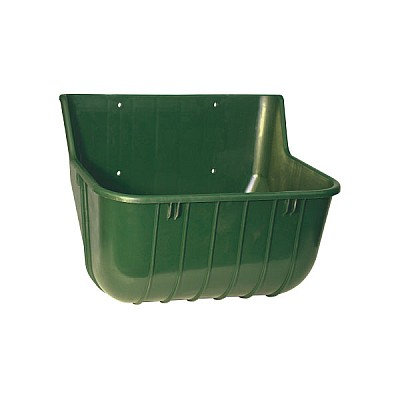 Feed Trough Without Feed Saver
