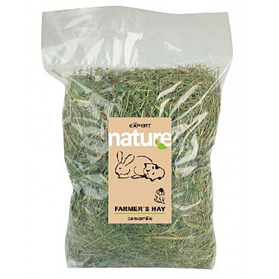 Hay+clover&camomile NATURE450g 326.35