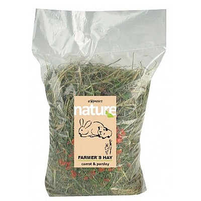 Hay+carrot&parsley NATURE 450g 326.37