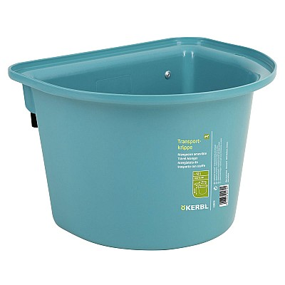 Travel Manger with Hook-in Bail 12 litres aquamarine