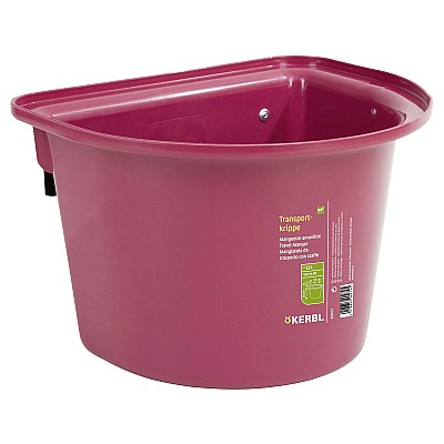 Travel Manger with Hook-in Bail 12 litres rosé