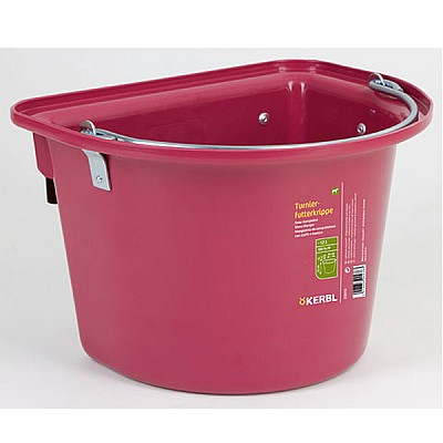 Show Manger with Hook-in Bail + handle 12 Lt  rosé
