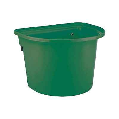 Travel Manger with Hook-in Bail 12 L Green