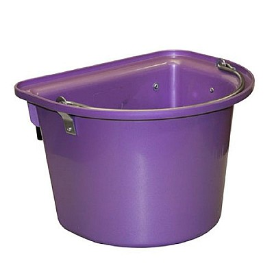 Show Manger with Hook-in Bail Purple