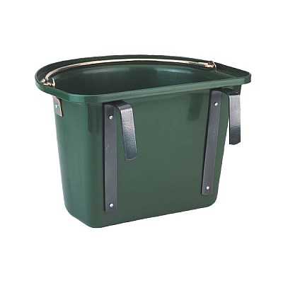 Show Manger with Hook-in Bail Green
