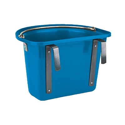 Show Manger with Hook-in Bail Blue