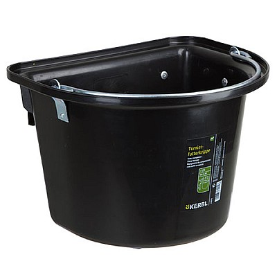 Show Manger with Hook-in Bail Black