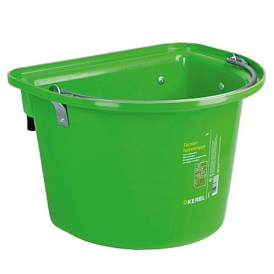 Show Manger with Hook-in Bail Light green
