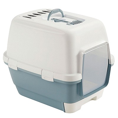 Cat Litter Tray Cathy Clever & Smart with sliding compartment  58x45x48cm