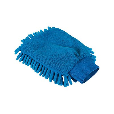 Grooming Glove Color Royal Blue