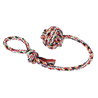 Ball With Rope 53cm