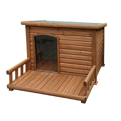 Dog House with Terrace