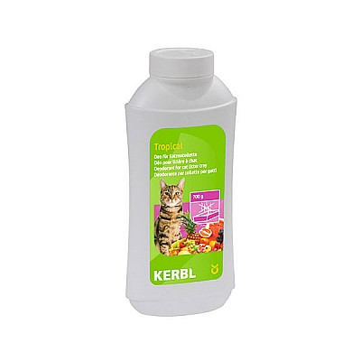 Deodorant Concentrate for Cat Litter Trays 700g Fragrance Tropical