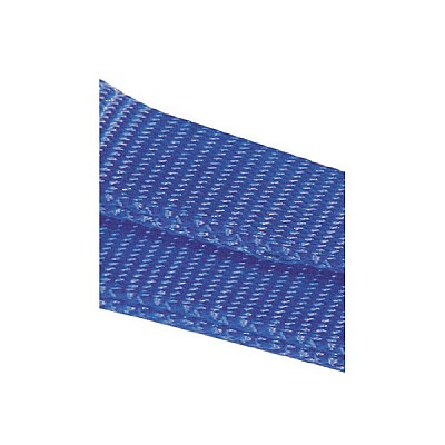 Leash Miami With Softgrip Length 100 cm Width 20 mm Blue