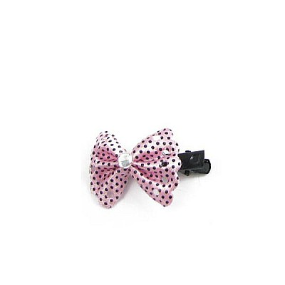 Dog Hair Clips Pink